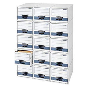 Temporary File Cabinets